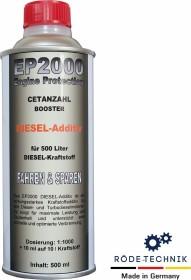 Röde-Technik EP2000 Diesel-Additiv (Kraftstoff-Zusatz Cetanzahlerhöhung) 500ml (05-02)