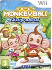 Super Monkey Ball - Step & Roll (deutsch) (Wii) -- via Amazon Partnerprogramm
