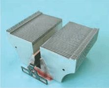 Thermalright ALX-800 with copper plate [various fan]
