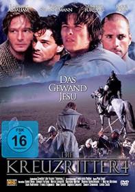 Die Kreuzritter 4 - Das Gewand Jesu (DVD)