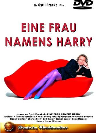 Eine Frau namens Harry -- via Amazon Partnerprogramm
