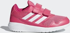 adidas AltaRun real pink/ftwr white/vivid berry (Junior) (CQ0032)