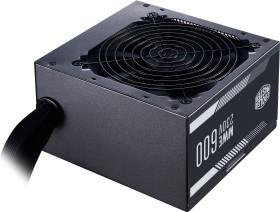 Cooler Master MWE White 230V V2 600W ATX 2.52, bulk (MPE-6001-ACABW-NL)