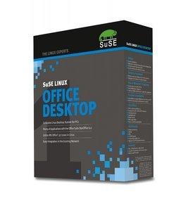 SuSE: Linux Office Desktop (angielski) (PC) (2120-1INT)