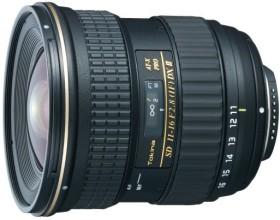 Tokina AT-X Pro 11-16mm 2.8 DX II für Nikon F schwarz