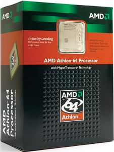 AMD Athlon 64 3800+ 130nm, 2.40GHz, box (ADA3800AWBOX)