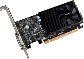 GIGABYTE GeForce GT 1030 Low Profile 2G, 2GB GDDR5, DVI, HDMI (GV-N1030D5-2GL)