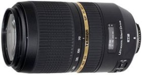 Tamron SP AF 70-300mm 4.0-5.6 Di VC USD für Canon EF schwarz (A005E)