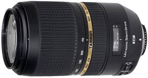 Tamron SP AF 70-300mm 4.0-5.6 Di VC USD for Canon EF black (A005E)