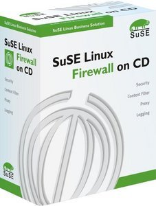 SuSE: firewall on CD 2.0 (angielski) (PC) (2102-2)