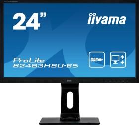 """iiyama ProLite B2483HSU-B5, 24"""""""