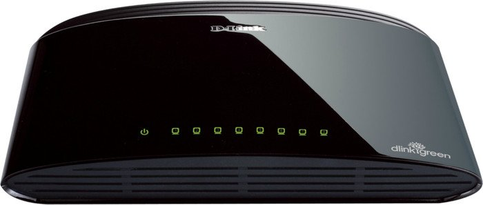 D-Link DES-10 Desktop Switch, 8x RJ-45 (DES-1008D)