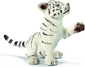 Schleich Wild Life - Tiger cub white, Playing (14385)