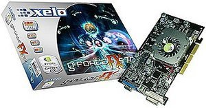 Xelo GeForceFX 5700, 128MB DDR, DVI, TV-out, AGP