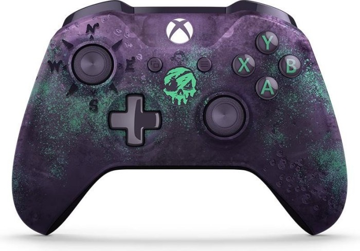 microsoft xbox one wireless controller sea of thieves. Black Bedroom Furniture Sets. Home Design Ideas