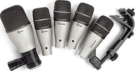 Samson 5kit Drum-Mikrofonset -- via Amazon Partnerprogramm