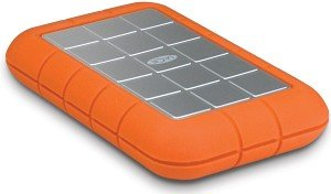 LaCie Rugged 320GB 7200rpm, USB 2.0/FireWire 400/800 (301438)