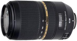 Tamron SP AF 70-300mm 4.0-5.6 Di VC USD für Nikon F schwarz (A005N)