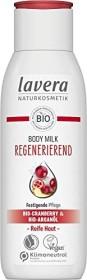 Lavera bio cranberry Bodymilk, 200ml