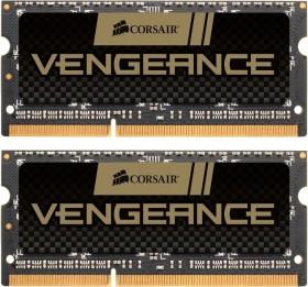Corsair Vengeance SO-DIMM Kit 16GB, DDR3-1600, CL10-10-10-28 (CMSX16GX3M2A1600C10)