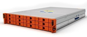 LaCie 12big Rack Storage Server, 9000GB, 2x Gb LAN, 2U (9000130)
