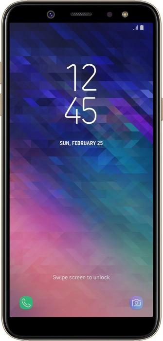 Samsung Galaxy A6 (2018) Duos A600FN/DS gold