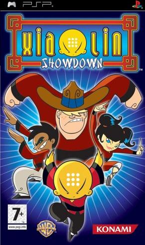 Xiaolin Showdown (deutsch) (PSP) -- via Amazon Partnerprogramm