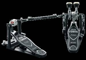 Tama Iron Cobra Power Glide Twin pedal HP900PSW foot machine