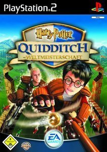 Harry Potter - Quidditch Weltmeisterschaft (German) (PS2)