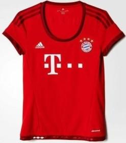 FCB Müller XS bis XL Trikot Adidas FC Bayern München 2015-2016 Home Damen