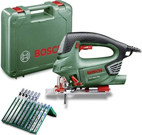 Bosch DIY PST 900PEL Elektro-Pendelhubstichsäge inkl. Koffer +Zubehör (06033A0201) -- via Amazon Partnerprogramm