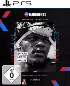 EA Sports Madden NFL 21 - NXT LVL Edition (PS5)