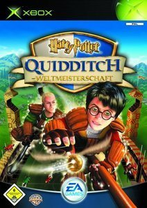 Harry Potter - Quidditch Weltmeisterschaft (niemiecki) (Xbox)