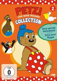Petzi und seine Freunde Vol. 2: Petzi lernt fliegen und weitere Abenteuer (DVD)