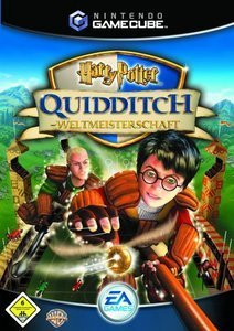 Harry Potter -  Quidditch Weltmeisterschaft (niemiecki) (GC)
