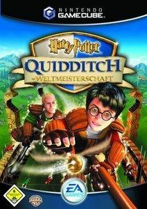 Harry Potter - Quidditch Weltmeisterschaft (deutsch) (GC)