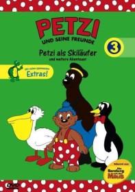 Petzi und seine Freunde Vol. 3: Petzi als Skiläufer und weitere Abenteuer (DVD)