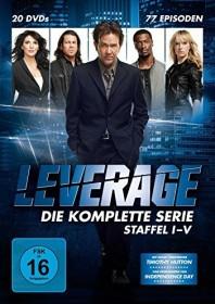Leverage Season 1-5