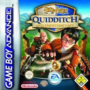 Harry Potter - Quidditch Weltmeisterschaft (GBA)