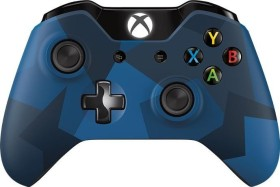 Microsoft Xbox One Wireless Controller Midnight Forces Special Edition (Xbox One)