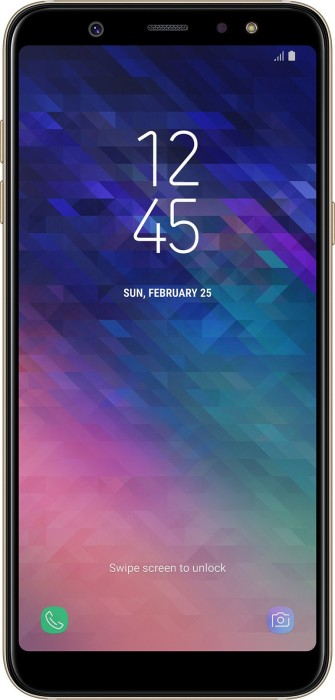Samsung Galaxy A6+ (2018) Duos A605FN/DS gold