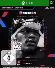 EA Sports Madden NFL 21 - NXT LVL Edition (Xbox SX)