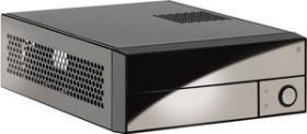 JCP MI 102 schwarz, 60W extern, Mini-ITX (GEH-JCP-MI-102.BS)