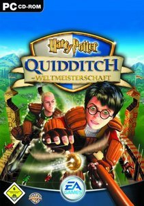Harry Potter - Quidditch Weltmeisterschaft (niemiecki) (PC)