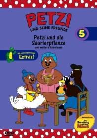Petzi und seine Freunde Vol. 5: Petzi und die Saurierpflanze und weitere Abenteuer
