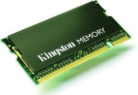 Kingston ValueRAM SO-DIMM 1GB, DDR2-400, CL3 (KVR400D2S3/1G)