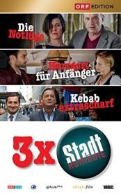 Stadtkomödien-Set 1: Die Notlüge / Herrgott für Anfänger / Kebab extrascharf!