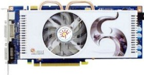 Sparkle GeForce 9800 GT, 1GB DDR3, 2x DVI, S-Video (SF-PX98GT1024D3-HPL)