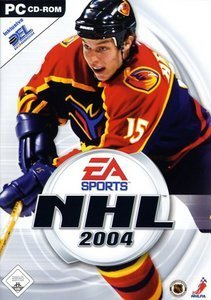 EA Sports NHL 2004 (niemiecki) (PC)