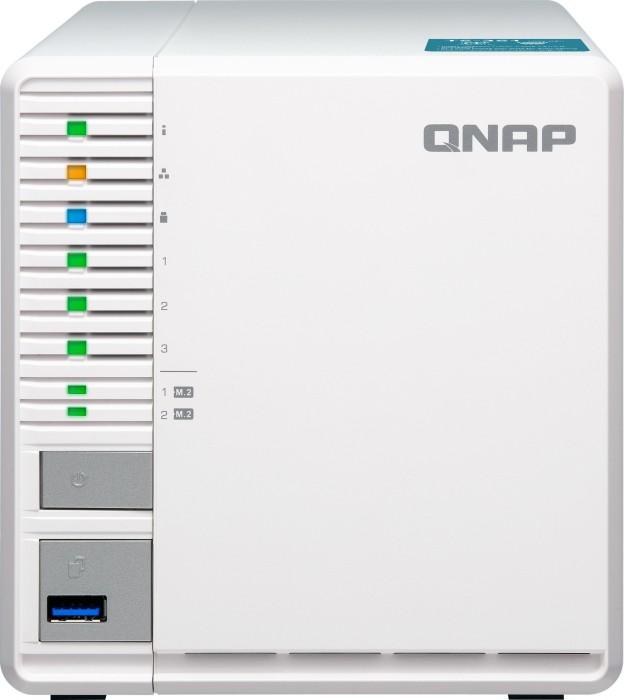 QNAP Turbo station TS-351-4G 12TB, 4GB RAM, 1x Gb LAN